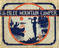 The Blue Mountain Camper